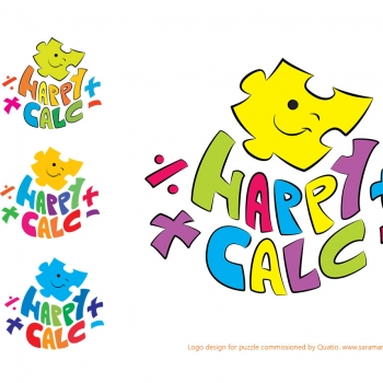 happy-calc-logo-design